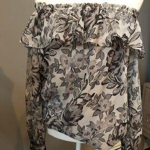 St John couture blouse .